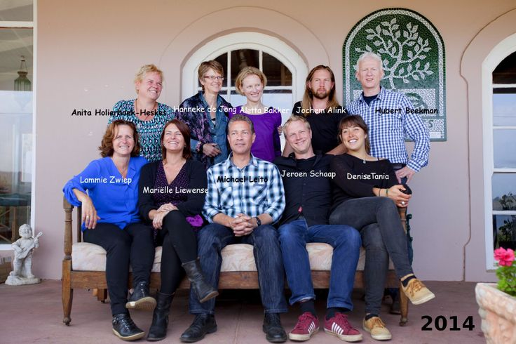 Nieuwe collega's!   Hartelijk welkom aan de 10 nieuwe practitioner die de studie anno 2014 aan de BSR Academy in Rondevlei, Zuid-Afrika hebben afgerond en BSRAN vanaf heden versterken. Inmiddels zijn allen in Nederland aan het werk met een eigen praktijk of in een bestaande praktijk.  https://www.facebook.com/BodyStressReleaseNederland/photos/a.598101123537622.151349.595653707115697/943206429027088/?type=1&theater