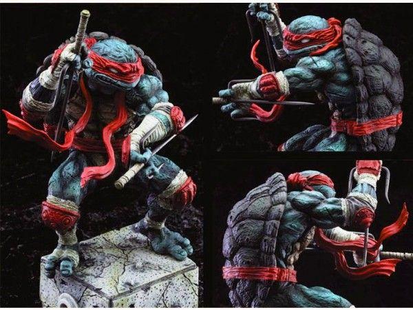 ToyzMag.com » Tortues Ninja Raphael par Good Smile Company