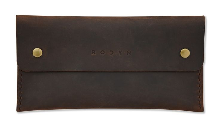Image of The Polarka Wallet - brown