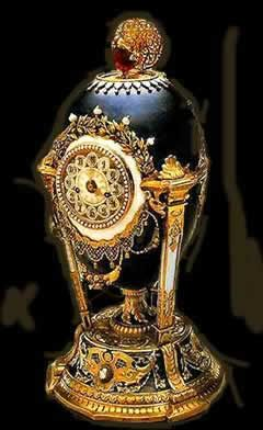 Cockerel Egg was a Faberge Egg designed for Tsar Nicholas II to give to his mother, Maria, the Dowager Empress.