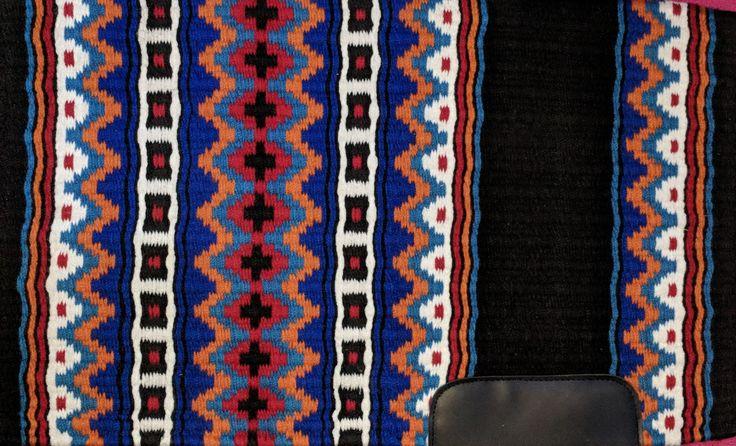 SHOW DIVA DESIGNS Fun new oversize show pad in bright colors showdivadesigns.com