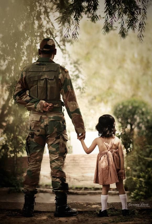 My Dad Is Your Freedom Indian Army Wallpapers Army Girlfriend Pictures Army Images