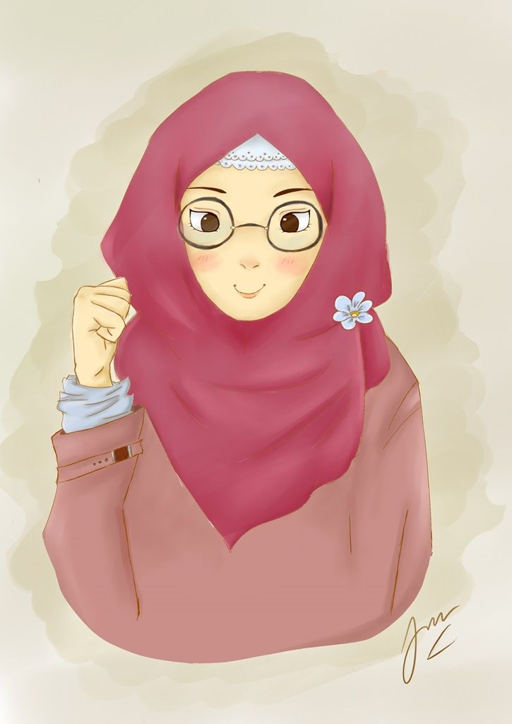 hijab by Koko-chan3.deviantart.com on @DeviantArt