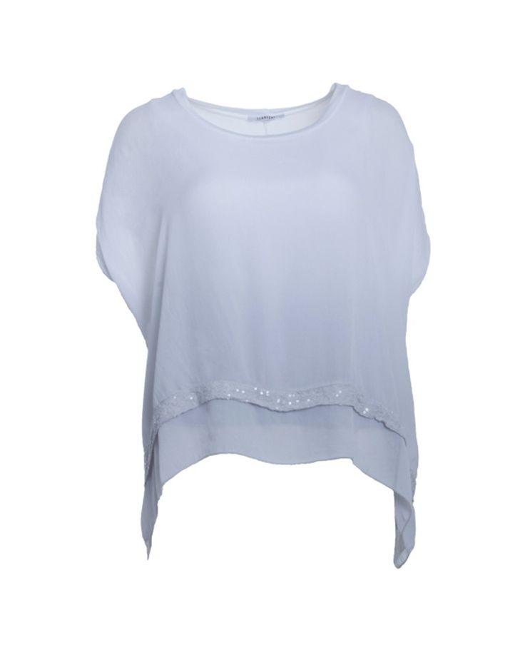 Koop Top - Ambre Sequin White Grey Online op shop.terhorstvangeelmode.nl voor slechts € 69,95. Vind 7 andere Transfer producten op shop.terhorstvangeelmode.nl.