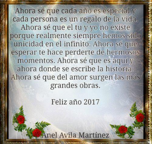 SUEÑOS DE AMOR Y MAGIA: Cada año es especial