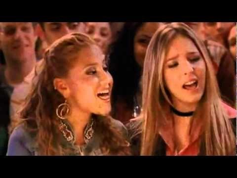 A La Nanita Nana (Acapella) - The Cheetah Girls & Marisol (Belinda) - YouTube