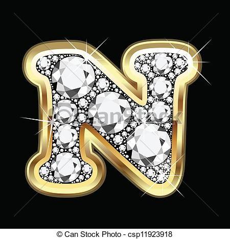 M Letter In Diamond 29 best Gold letters w...