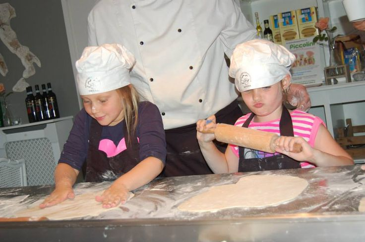Piccolini: Italian cooking classes and workshops with childeren, Drachten, Netherlands
