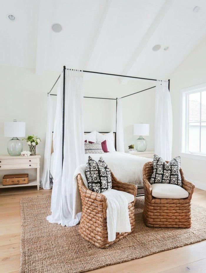 8 besten Tapeten Bilder auf Pinterest Badezimmer, Innenarchitektur - Schlafzimmer Landhausstil Weiß
