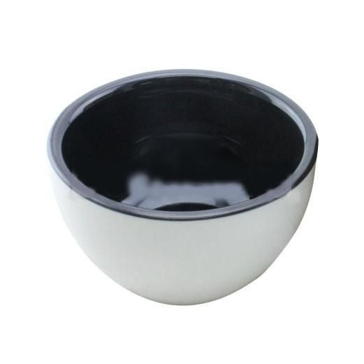 Coffee cupping is vital when purchasing coffee beans. Rhino have designed a cupping bowl that has black on the inside of the cup as opposed to the normal white. These bowls will help you focus less on the colour and clarity of the roast and focus more on the flavour and aroma.