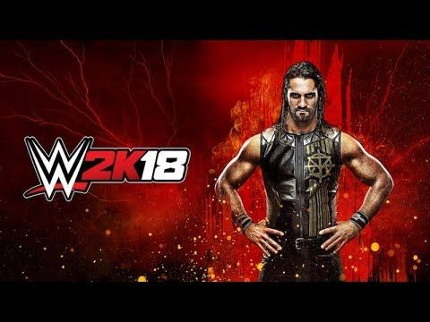 WWE 2K18 six-pack challenge for wwe championship