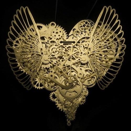 Clockwork Wings...