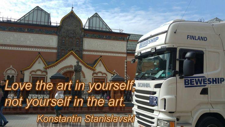 BEWESHIP - Quote of the week. Mukavaa työviikkoa! Have a nice week!