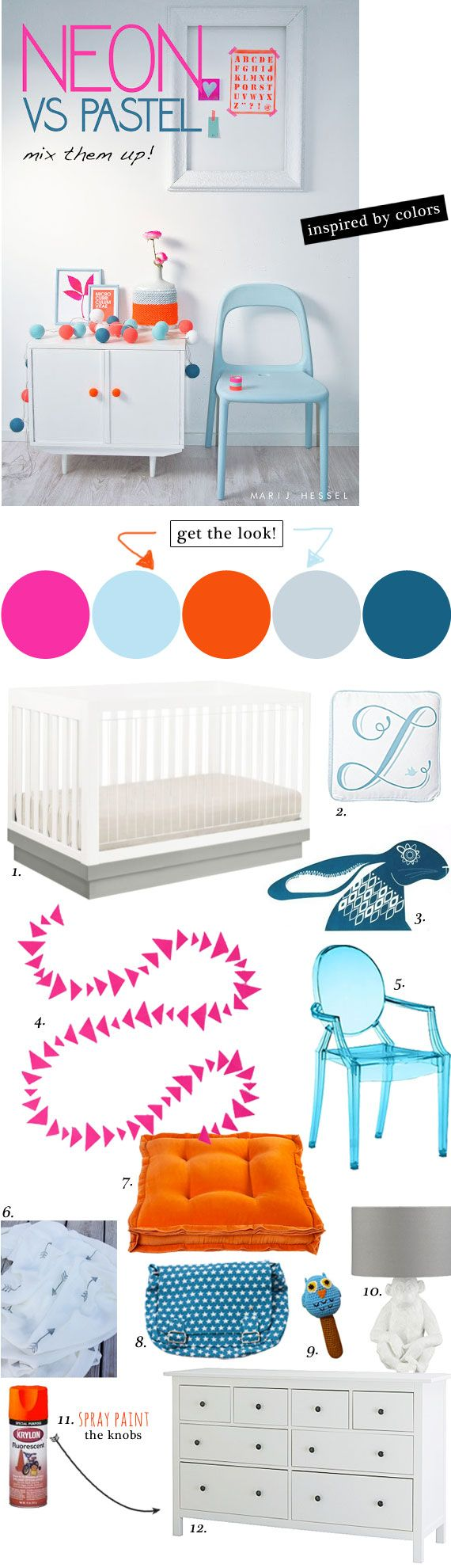 Nursery Inpiration: Get the Look « Spearmint Baby