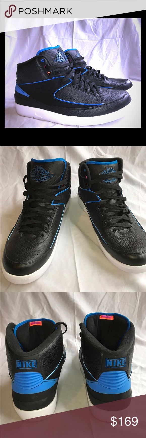 Jordan Retro 2 Jordan Retro 2  Slightly worn! No box, NO LOW BALL OFFERS, NO OFFERS IN COMMENT BOX Jordan Shoes Sneakers