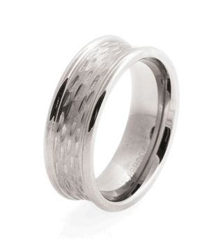 Deer Rut Ring|Rugged Elegance by Titanium-Buzz.com!