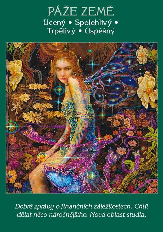 Andělské tarotové karty | Tarotové komplety | Nakladatelství Synergie