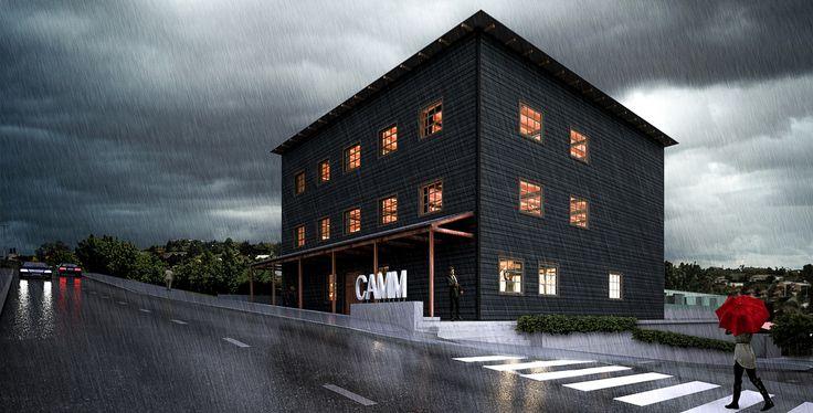 Centro Cultural Molino Machmar / Puerto Varas Chile / PLAN Arquitectos / www.planarquitectos.cl