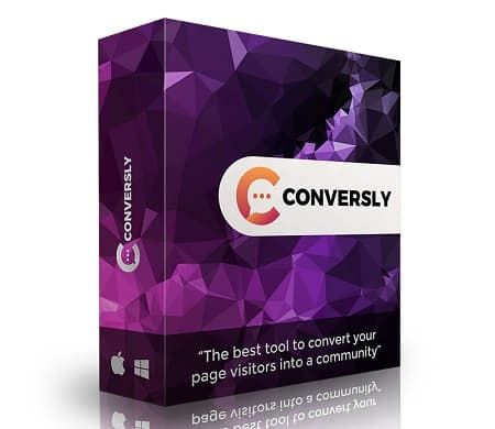Conversly – what is it? Conversly is the most advanced social interaction widget with customer support features. The software has everything from bringing in customers to initiating a conversation and building an online community all from one single dashboard.