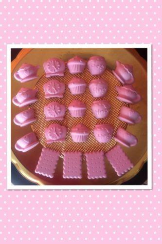 Gessi Gessetti Profumati The E Biscotti Rosa 24 Pezzi | eBay