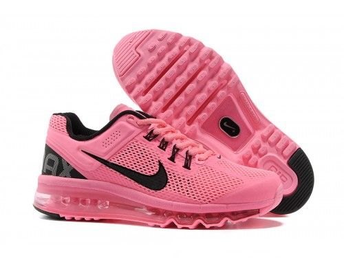Women's Nike Air Max 2013 pink/black