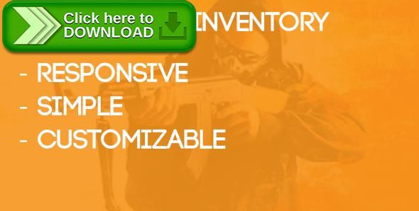 [ThemeForest]Free nulled download CS:GO/Steam Inventory from http://zippyfile.download/f.php?id=41263 Tags: ecommerce, ajax, backpack, counter, counterstrike, CSGO, finder, html, javascript, js, php, strike