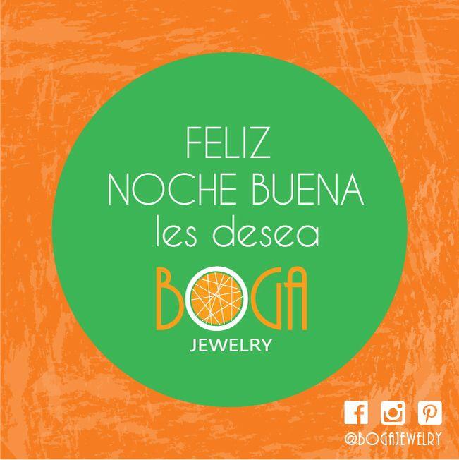 Feliz Noche Buena les desea @bogajewelry #bogalovers #bogajewelry #navidad #sanmarino