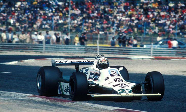 Jones, Le Castellet 1980 in 2020 Grand prix cars
