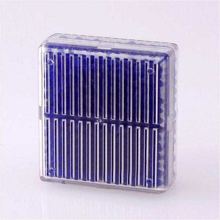 Nuevo Silica Gel Desecante Humedad Mouldproof Humedad Absorbe Caja Reutilizable Para Microscopios y Telescopios de La Cámara Lente de La Cámara