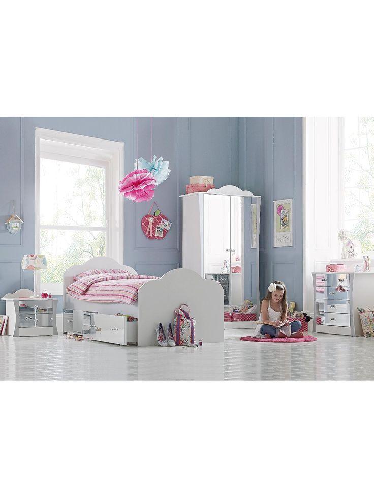 Ladybird Rebecca Kids Single Bed Frame | very.co.uk