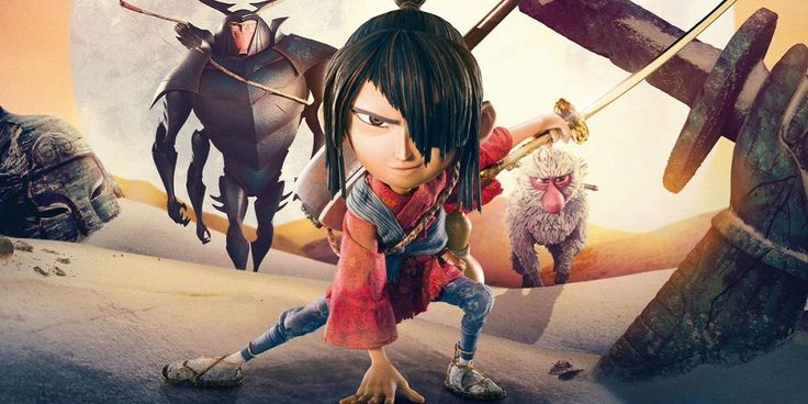 Kubo and the Two Strings: Art Parkinson Interview
