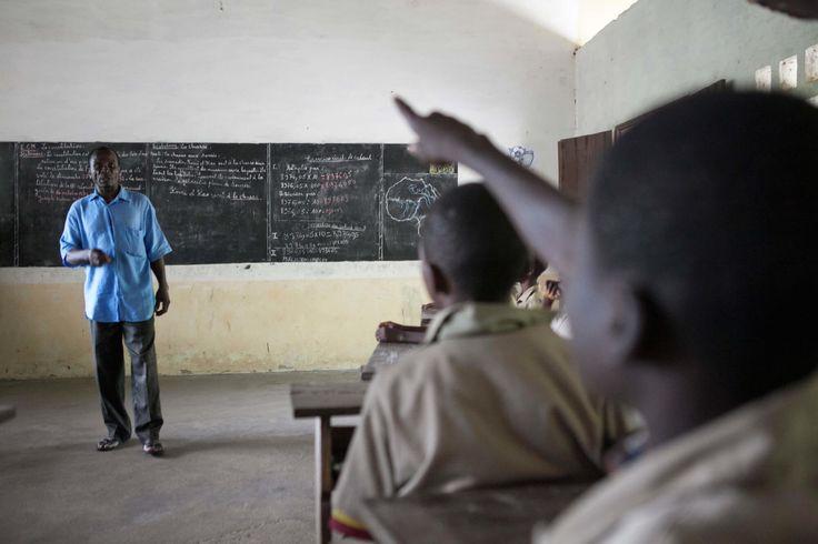 Voyage humanitaire: soutien scolaire été 2016 (Togo)