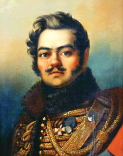 Давыдов Денис Васильевич(1784—1839), генерал-лейтенант (1831), воен. писатель, поэт. Из дворян Моск. губ., сын офицера. Получил домашнее образование.