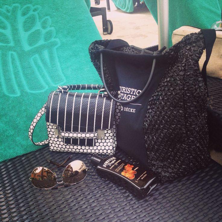 #street fashion #decke #futuristic bintage bag #banyantree #seoul