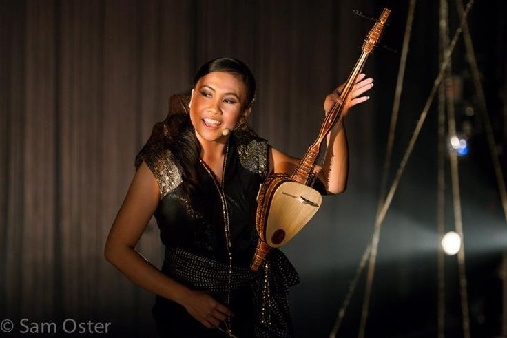 Sanikem, the Maiden Ontosoroh. OzAsia Festival 2013