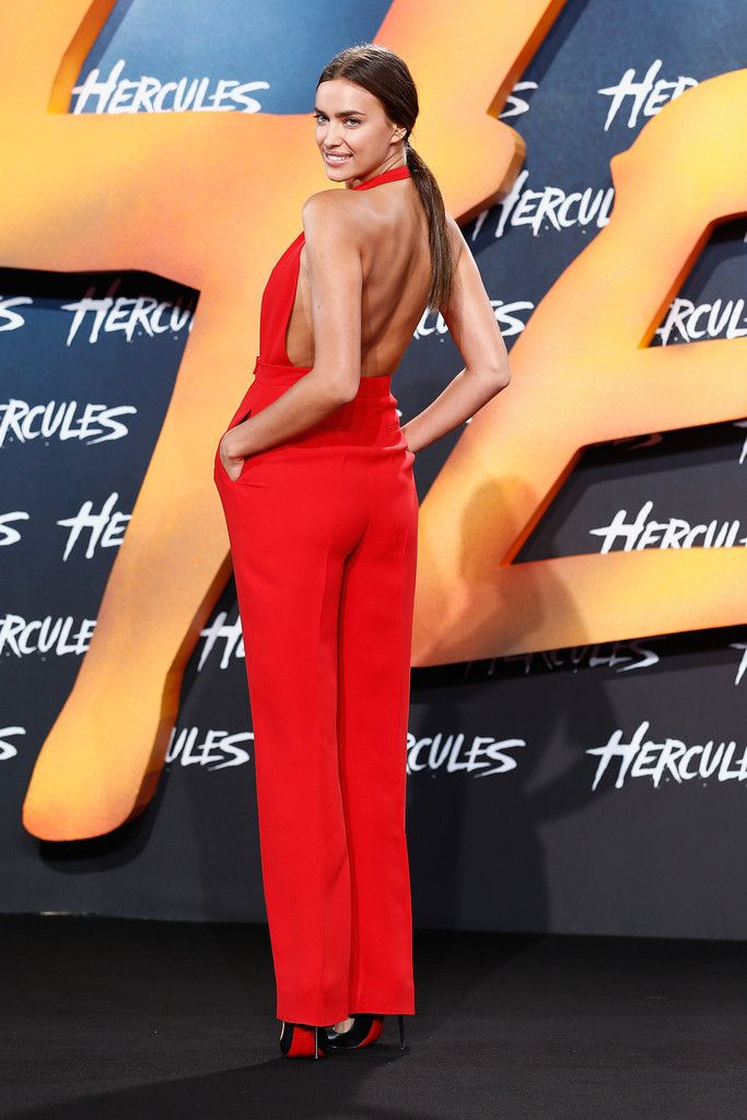 Irina Shayk Photos: 'Hercules' Premieres in Berlin