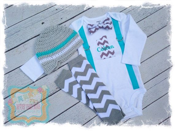 Boys+Gray+and+White+Chevron+Bow+Tie+Birthday+by+BetterThanBows,+$48.00