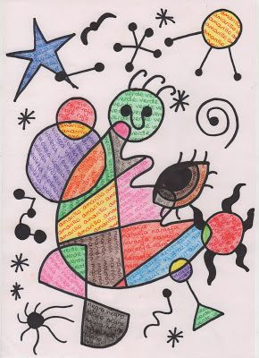 Another Miro idea using color words Changing Phase: November 2013