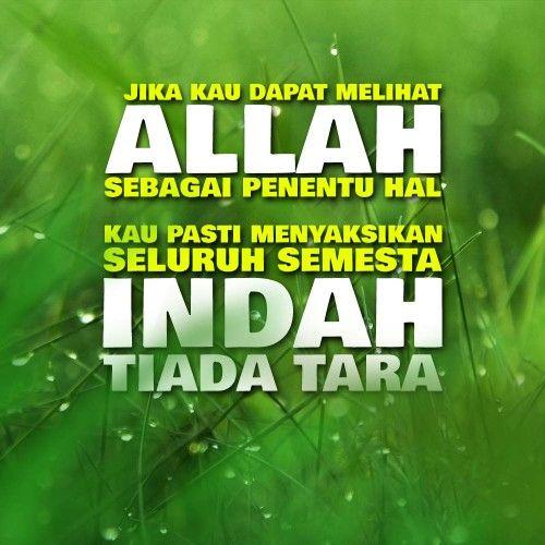 Allah Indah