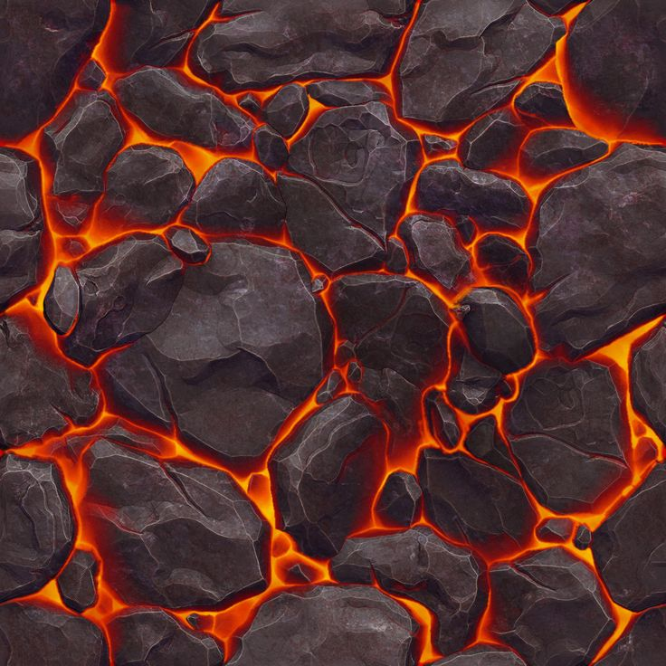 Middle Ground: Molten (this may not be applicable throughout the map, but should be considered for use sparingly)
