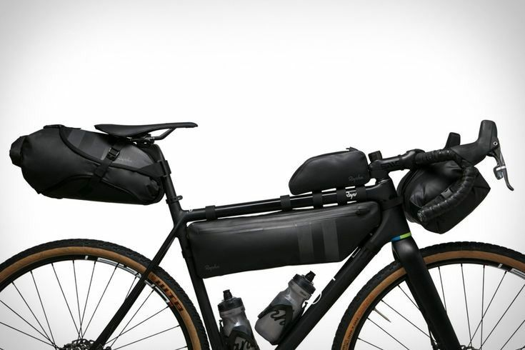 The Capacity To Carry Everything You Need On The Bike Is Crucial