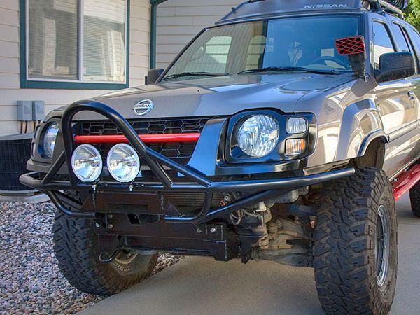 Nissan Frontier & Xterra (1997-2005+) [aor-front bumper (nissan)] - $475.00 : Addicted Offroad