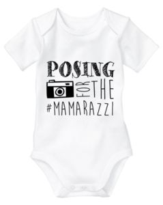 Posing for the mamarazzi  -  KIDOOZ | Hippe kids musthaves
