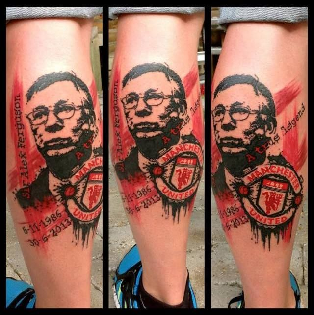 52 best images about mufc tattoos on pinterest manchester united fans legends and eric cantona. Black Bedroom Furniture Sets. Home Design Ideas