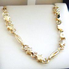 Shop for - 9ct Gold Fancy Antique Chains