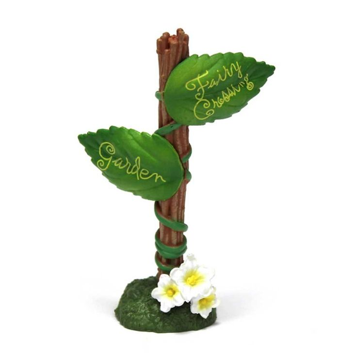Flower Fairies Fairy Signpost-Toy Universe