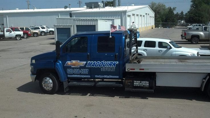 Magouirk Chevrolet Dodge City, Ks. | Respect & Protect Towing ...