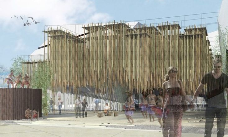 The 9 clusters of Expo Milano 2015