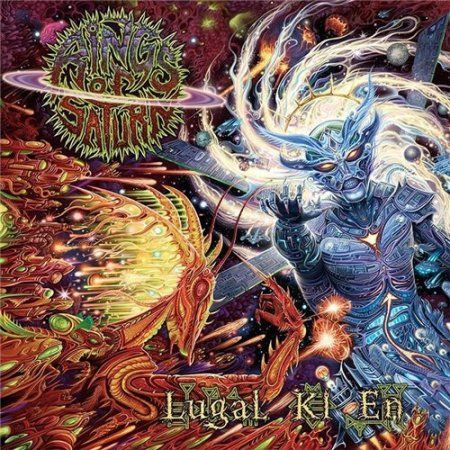 Rings Of Saturn - Legual Ki En (2014)  Technical Death Metal/Deathcore band from USA  #RingsOfSaturn #DeathMetal #Deathcore