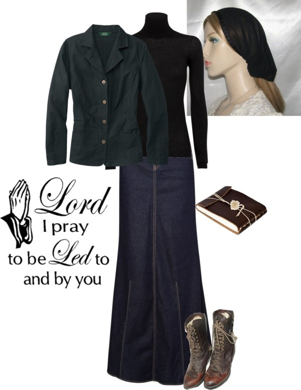 """Modest Outfit"" by christianmodesty ❤ liked on Polyvore"